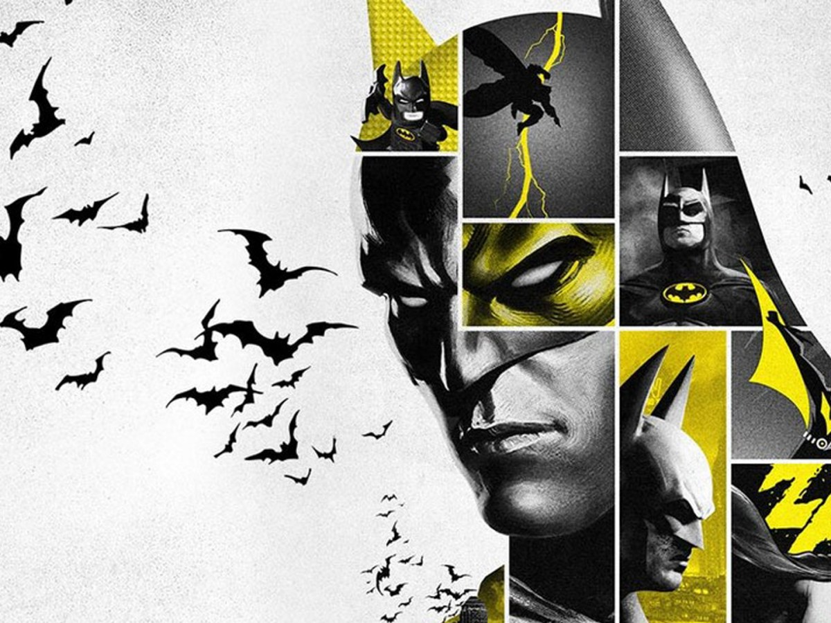 Quelle: DC Entertainment - Internationaler Batman-Tag 2019 - Artwork