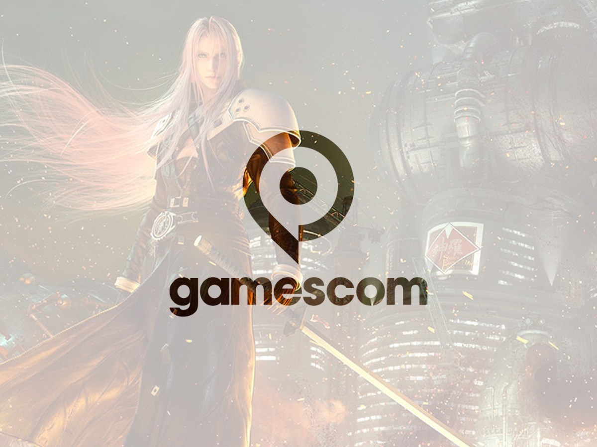 Quelle: Logo: gamescom, Messe Köln / Artwork: Square Enix