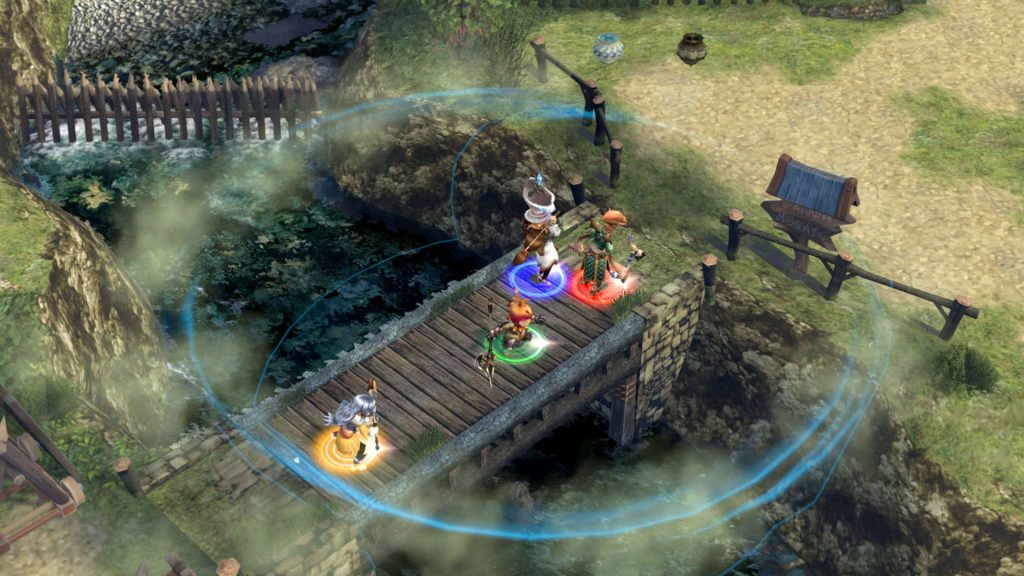 Quelle: Square Enix - Final Fantasy Crystal Chronicles: Remastered Edition