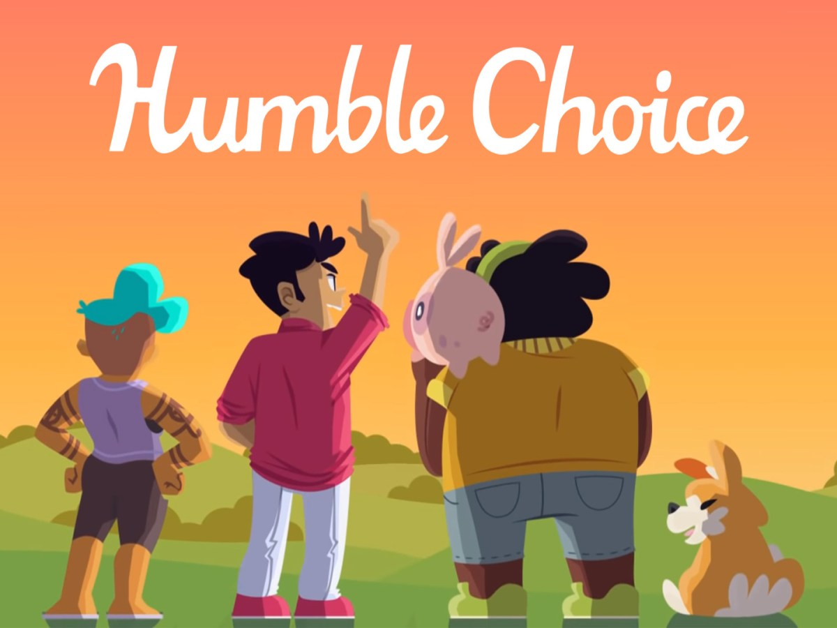 Quelle: Humble Bundle - Humble Choice Artwork