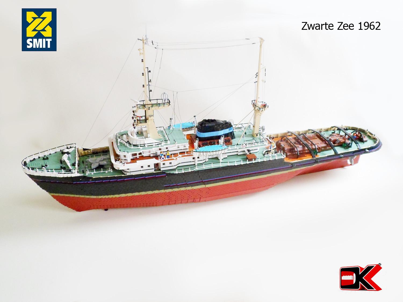 Quelle: Arjan Oude Kotte - Zwarte Zee 1962