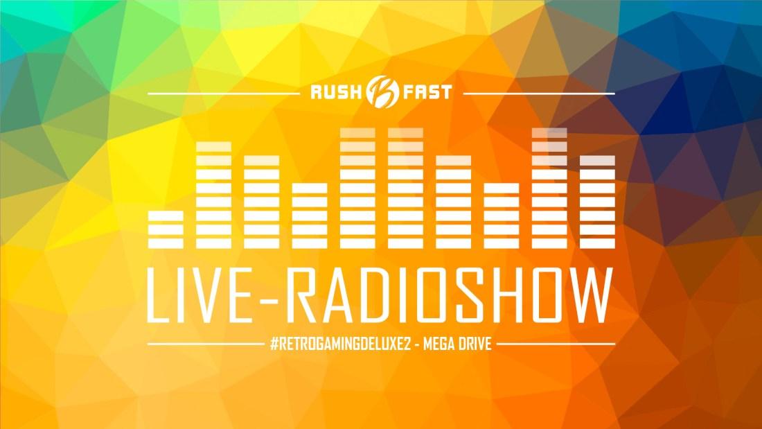 rush'B'fast - Gamers Lifestyle - Radioshow bei ZuSa - 09/11/2019
