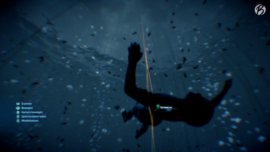 Death Stranding - Stirbt Sam, gelangt er in die Fuge. Dort können wir erneut in seinen Körper schlüpfen und an die Oberfläche zurückkehren.