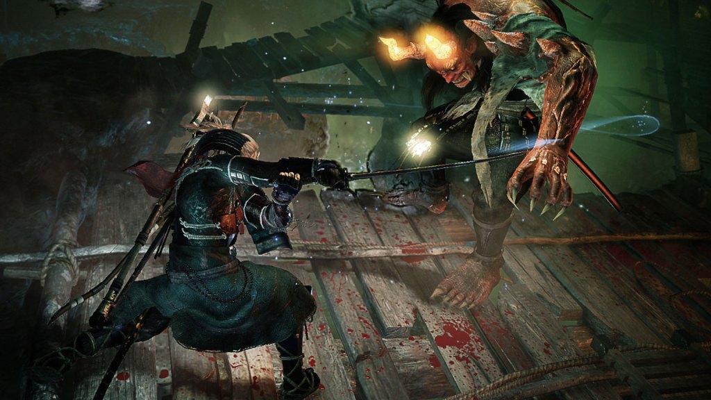 Quelle: PlayStation - Nioh 2