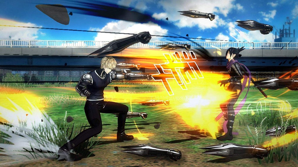 Quelle: Bandai Namco Entertainment - One-Punch Man: A Hero Nobody Knows