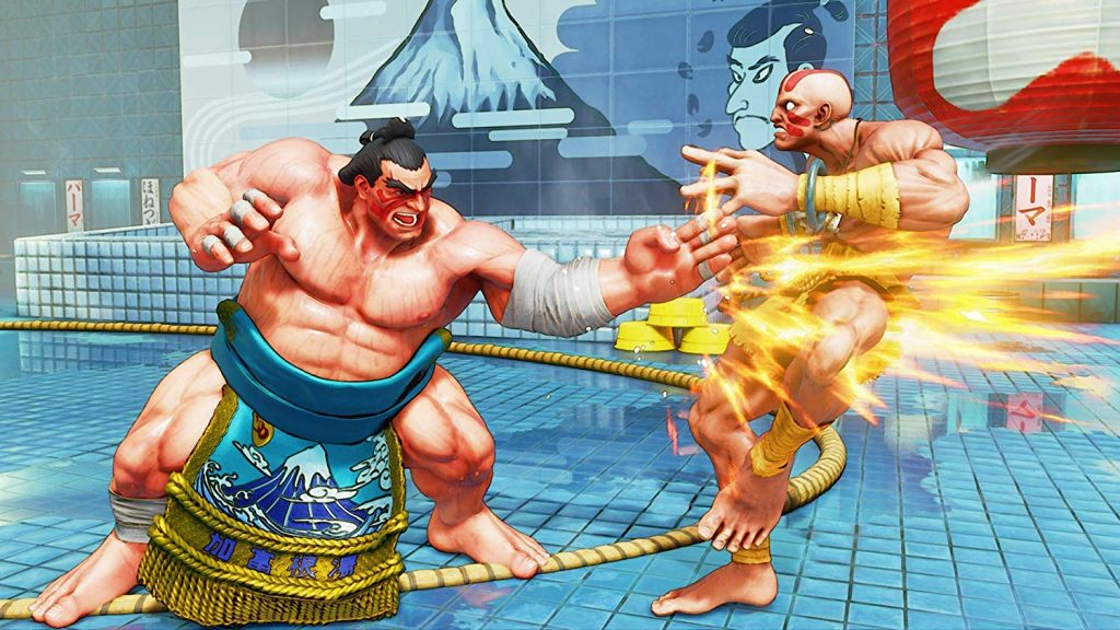 Quelle: Amazon - Street Fighter V: Champion Edition