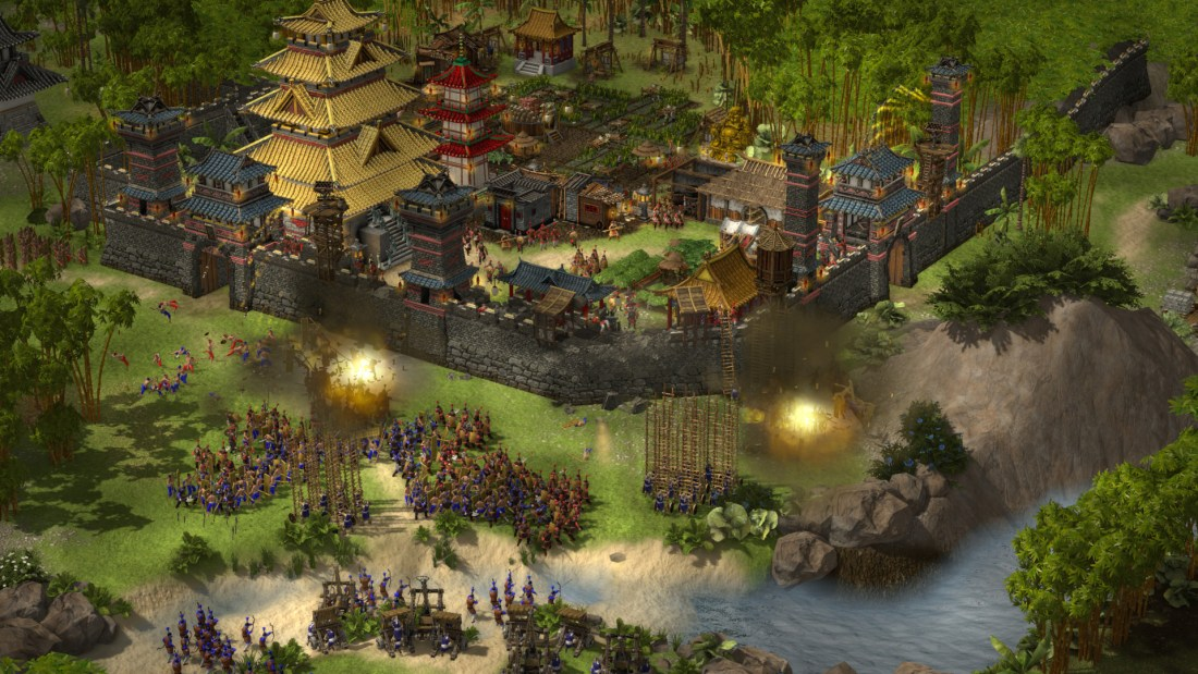 Quelle: FireFly Studios - Stronghold: Warlords - Belagerung