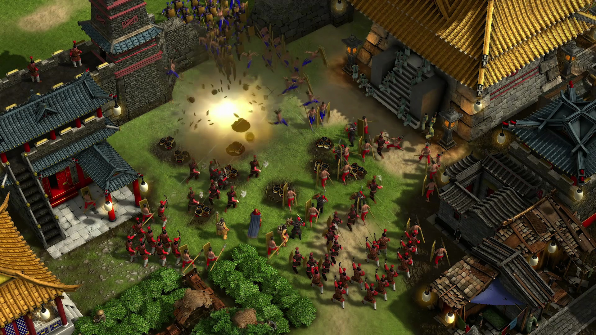 Quelle: FireFly Studios - Stronghold: Warlords - Durchbruch der Mauer
