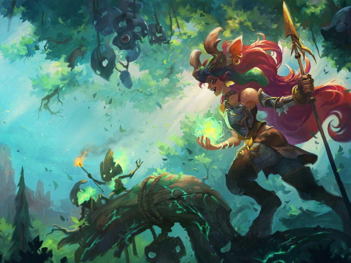 Quelle: artstation - Grace Liu - artwar-comp-final