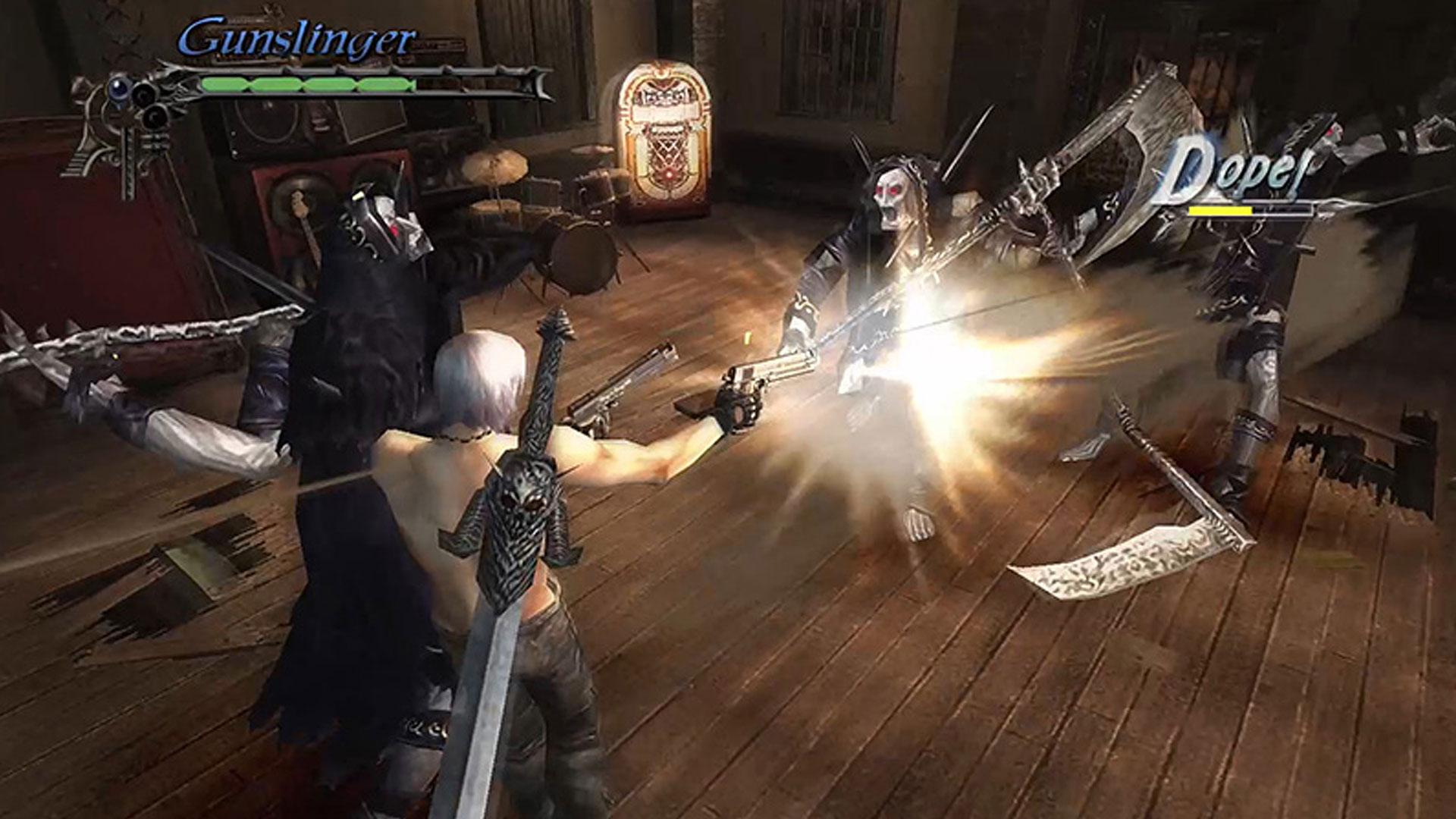 Quelle: Capcom - Devil May Cry 3 Special Edition