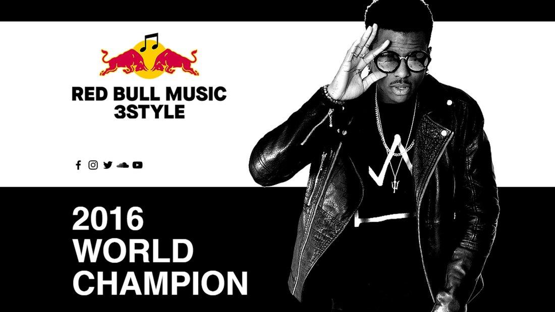 Quelle: DJ Puffy - DJ Puffy - Red Bull Champion 2016