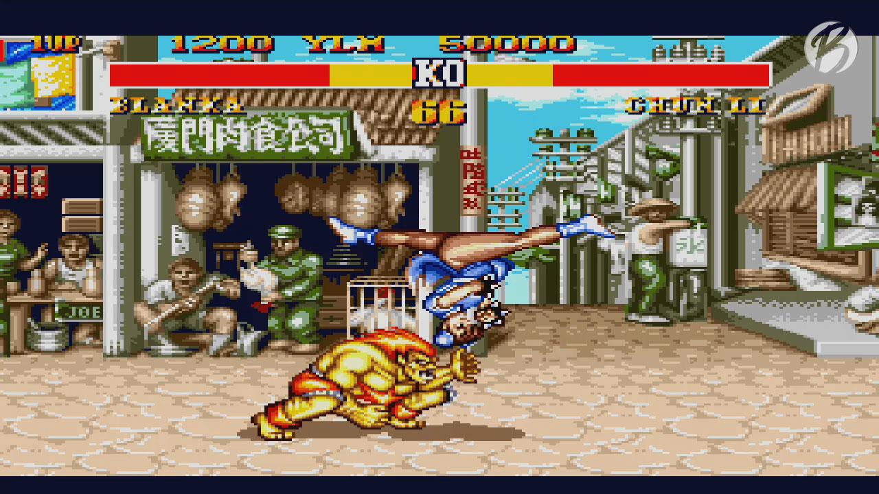 Street-Fighter-II-Special-Champion-Edition - Retro Brawl Deluxe!