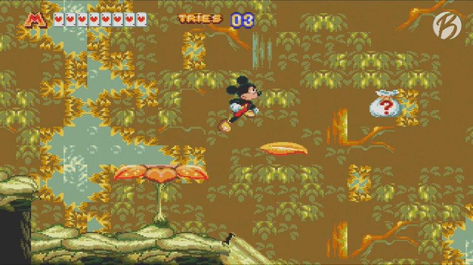World of Illusion - Ich liebe diese alten Mickey Mouse Spiele.