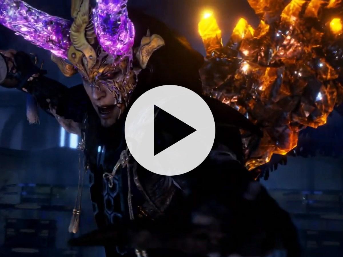 rushBfast: Trailer der Woche - Nioh 2