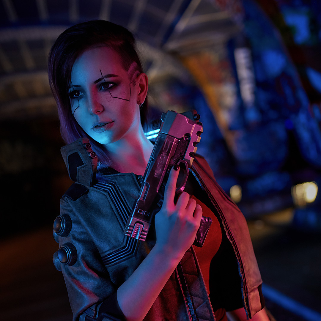 Ketrin - Charakter: V, gamescom - @ketrincosplay