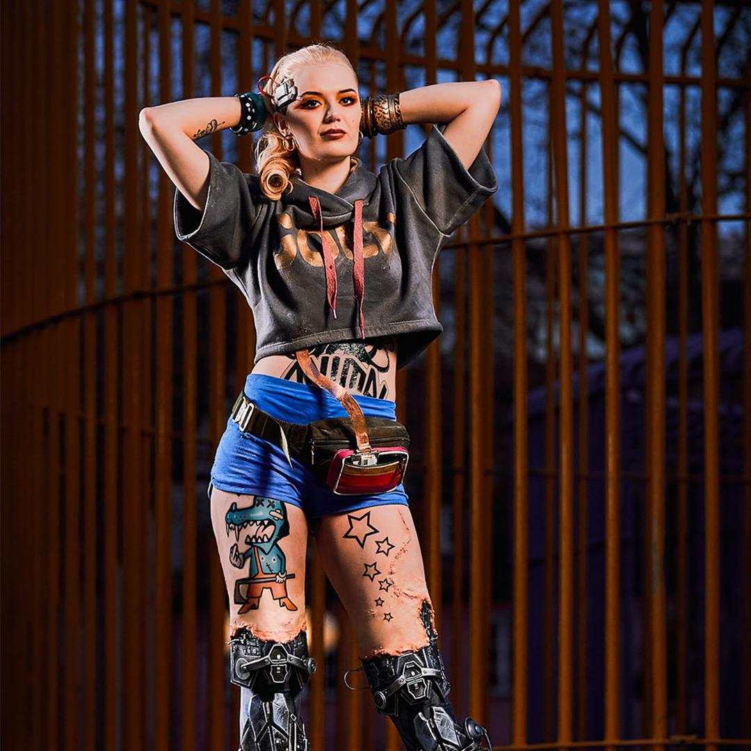 Selina Engel - Charakter: Entropism - @krystl_cosplay