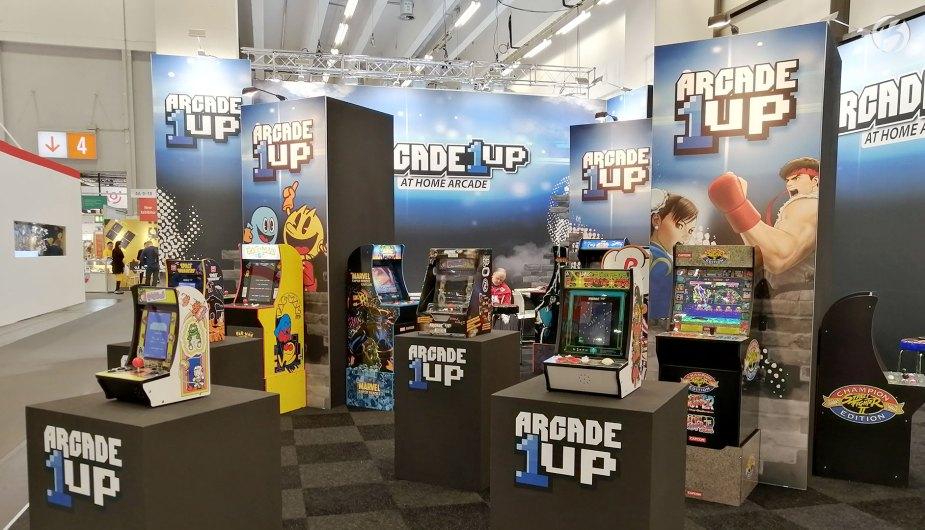 Arcade1up - Die coolen Automaten kommen jetzt auch nach Deutschland.
