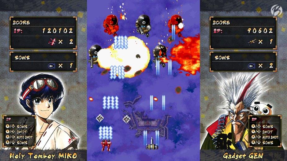 Samurai Aces Episode I - Über den Wolken