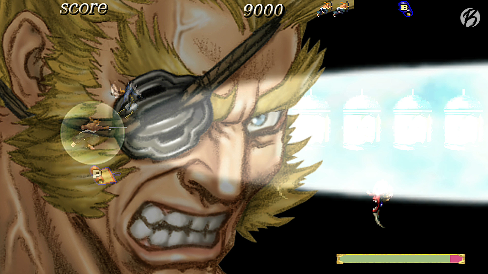 Samurai Aces Episode III: SENGOKU CANNON - Ultimativer Laserstrahl