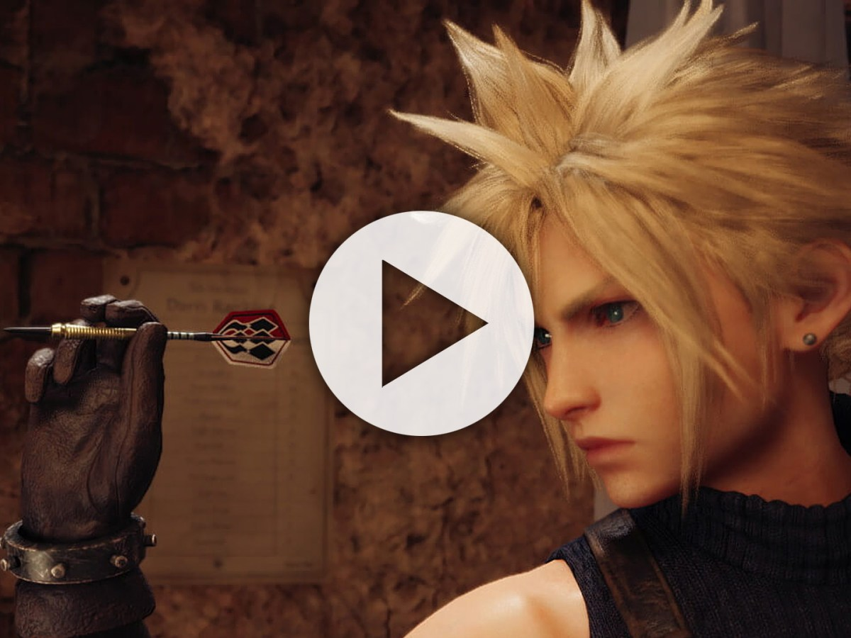 rushBfast: Trailer der Woche - FINAL FANTASY VII REMAKE