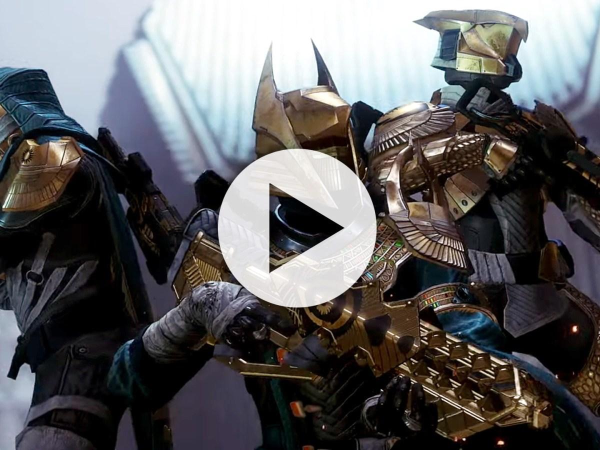Quelle: Bungie - Destiny 2: Saison der Würdigen – Prüfungen von Osiris – Entwickler-Einblick