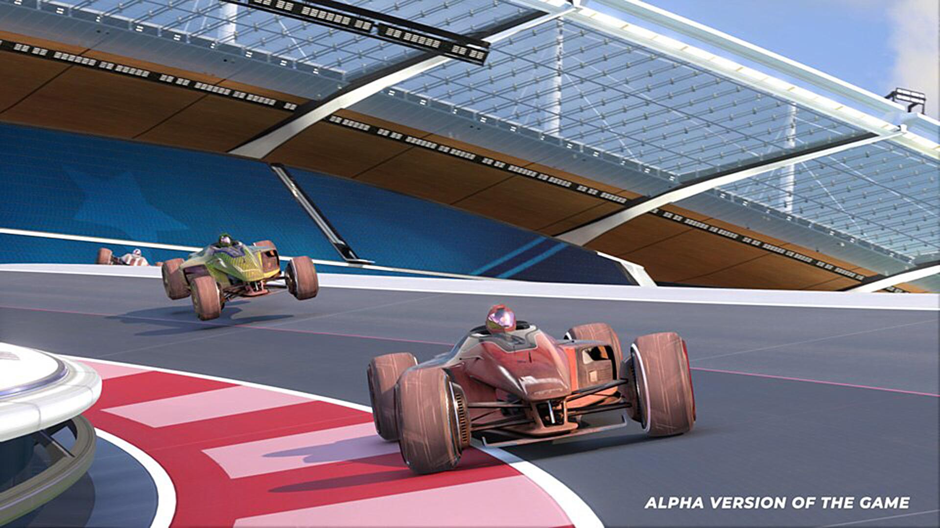 Quelle: Ubisoft Nadeo - Trackmania (Remake) - Neues Fahrzeugdesign