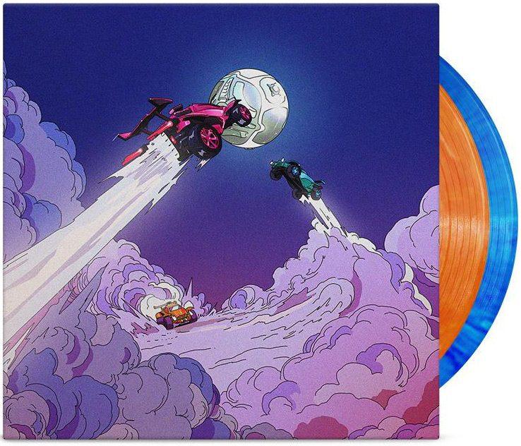 Quelle: iam8bit - Rocket League x Monstercat (Cover)