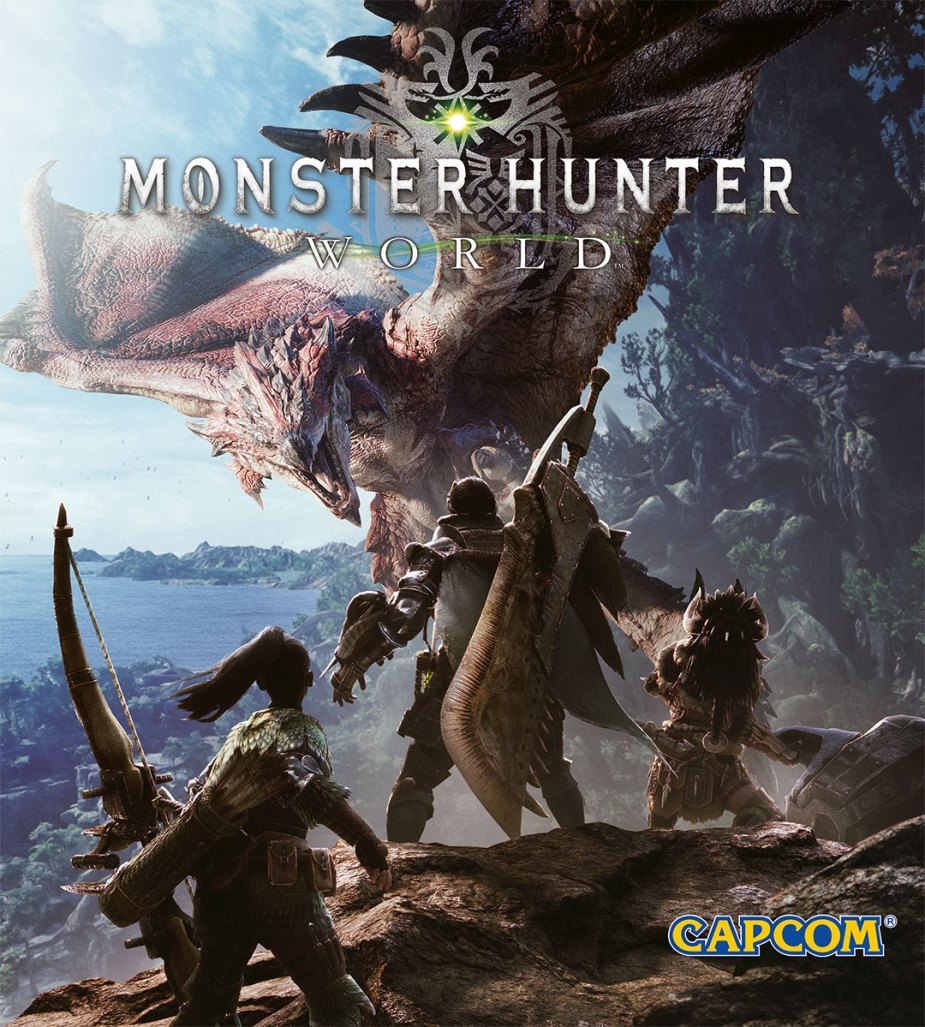 Quelle: Capcom - Monster Hunter Artwork