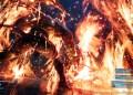 FINAL FANTASY VII (Remake) - Geniales Effektfeuerwerk: Sobald der Beschwörungsbalken voll ist, dürfen wir einen mächtigen Esper an unsere Seite rufen.