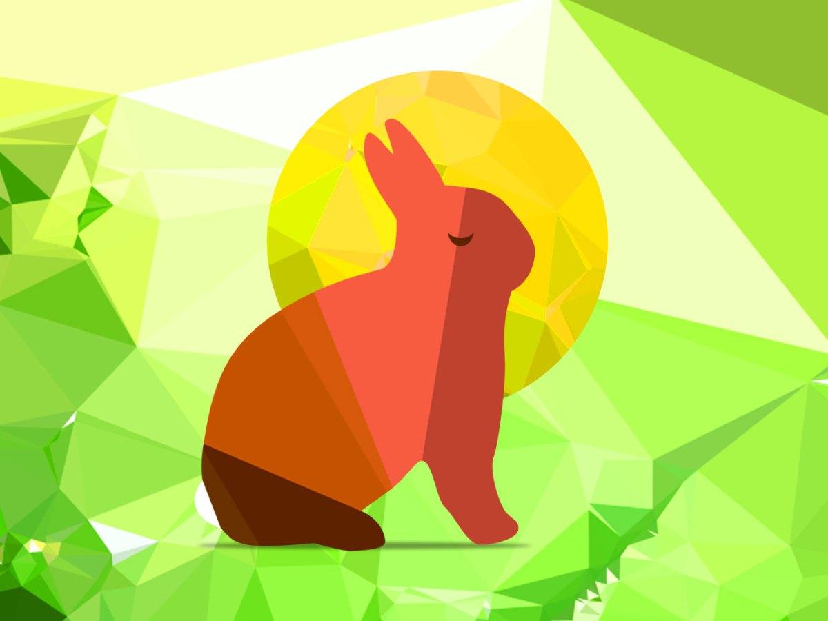 rushBfast - Ostergrüße 2020 - Illustration: oasentier