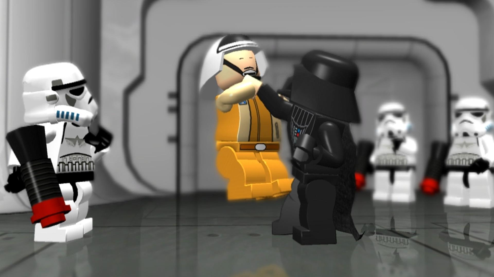 Quelle: Steam - Lego Star Wars: Die komplette Saga