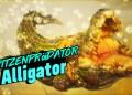 Maneater - Jedes Gebiet hat einen einzigen Spitzenprädator. Das ist übrigens Alligator Rosi.
