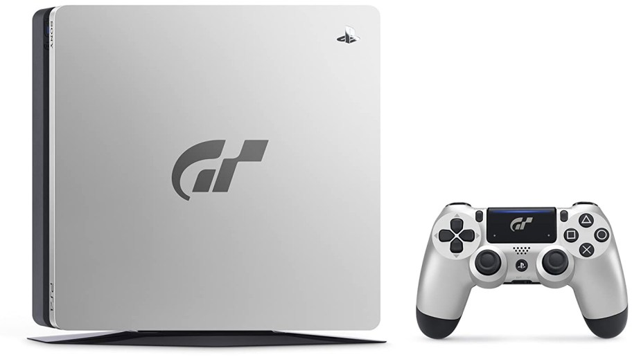 Quelle: Sony - PlayStation 4 Slim (1TB) - »GT Sport Special« Limited Edition