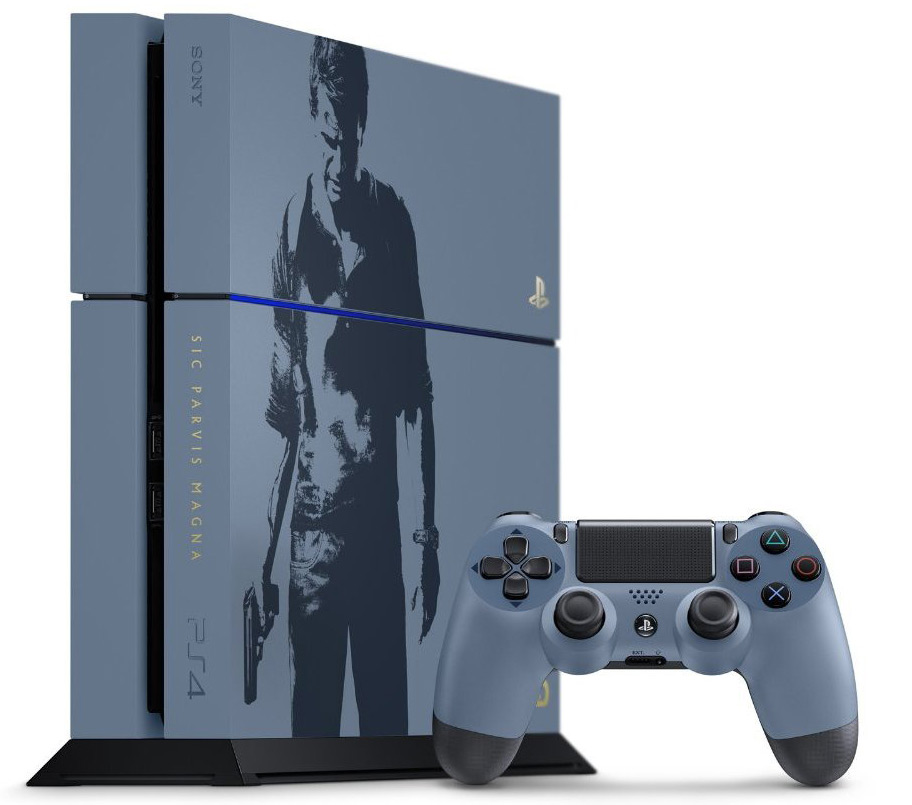 Quelle: Sony - PlayStation 4 - »Uncharted 4: A Thief's End« Design