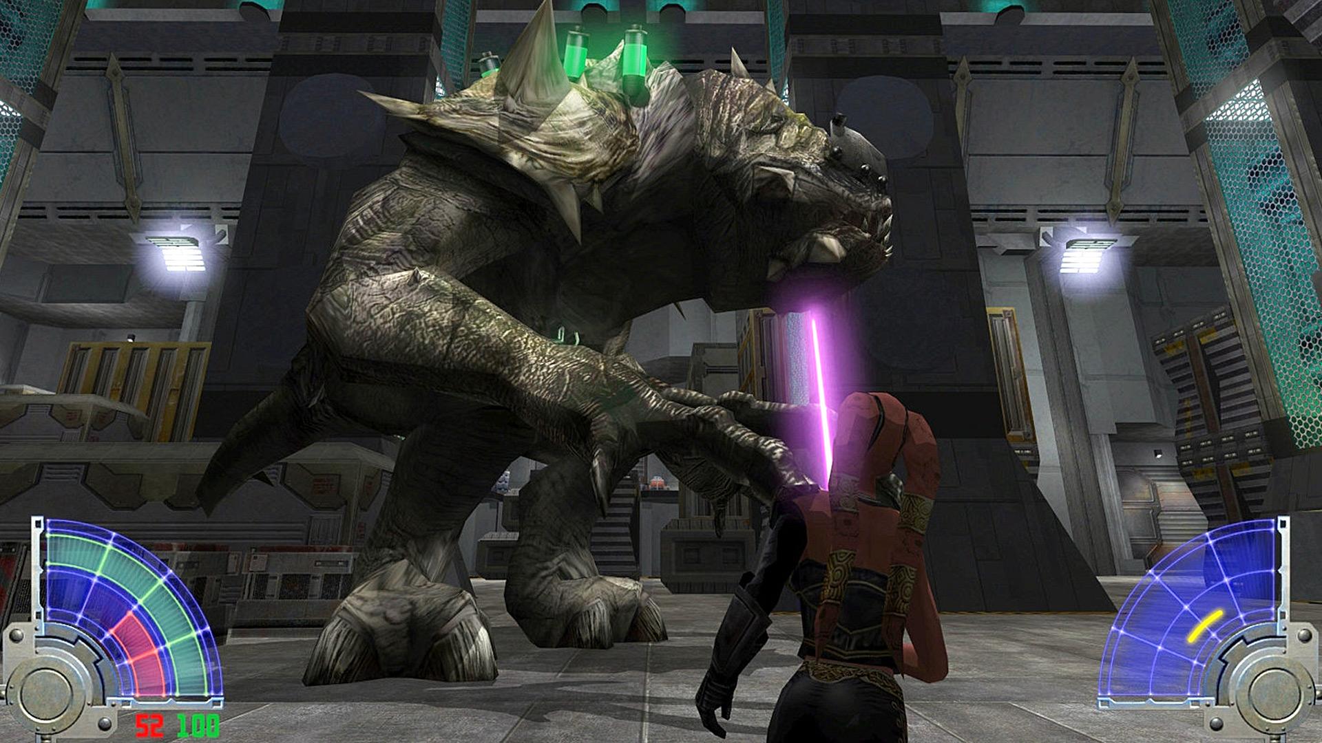 Quelle: Steam - Star Wars Jedi Knight: Jedi Academy
