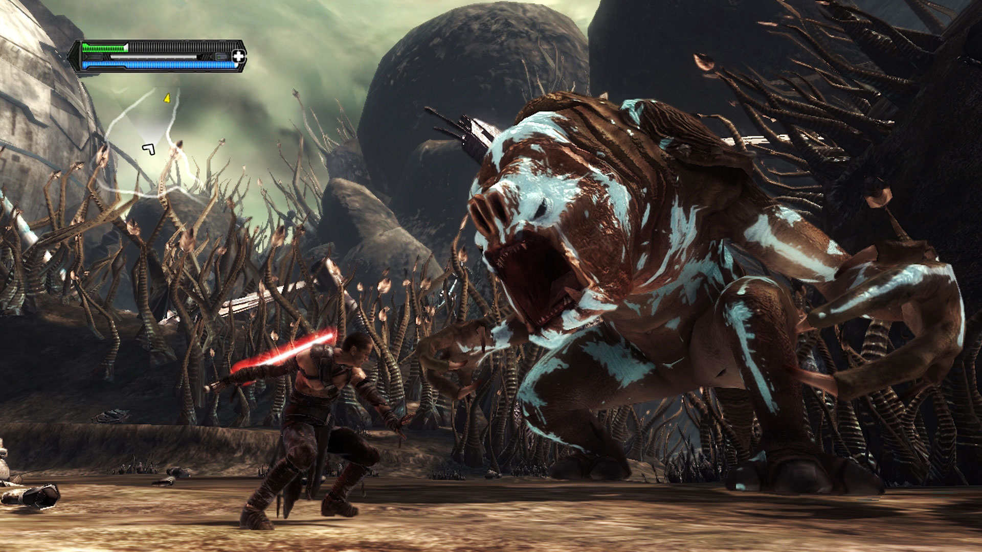 Quelle: Steam - STAR WARS: The Force Unleashed