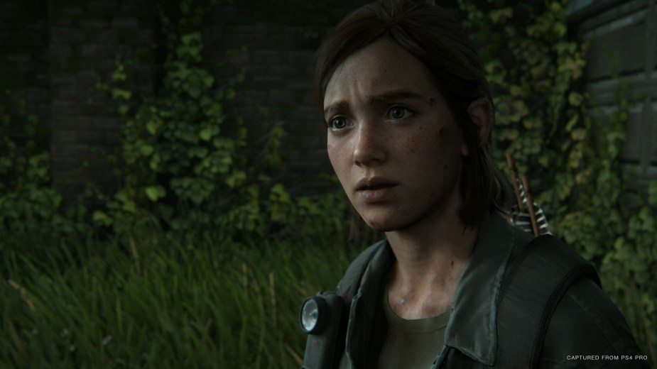 Quelle: SIE - The Last of Us Part II - Dieses Gesicht spricht Bände.