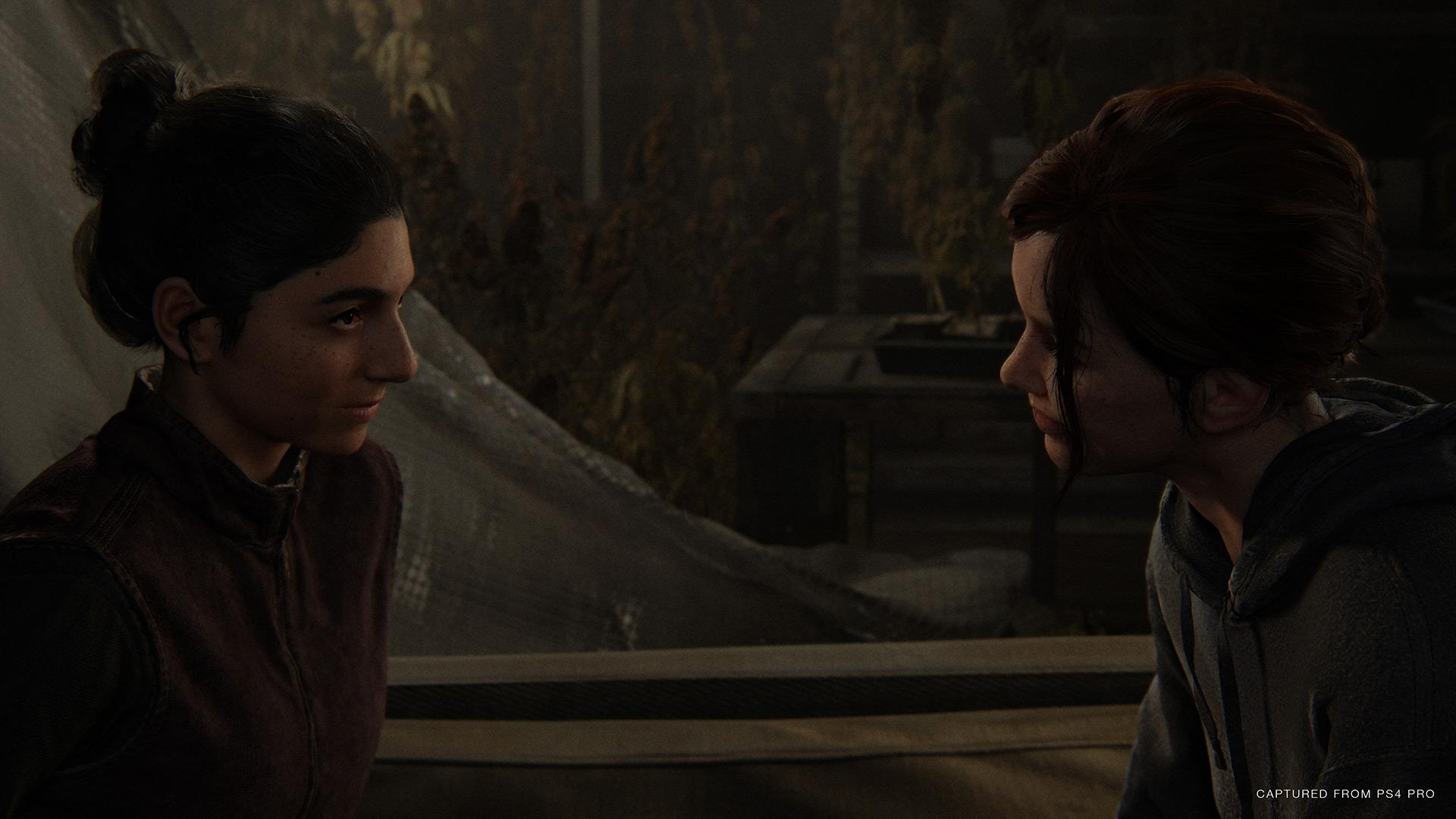 Quelle: SIE - The Last of Us Part II - Emotionale Bindung?