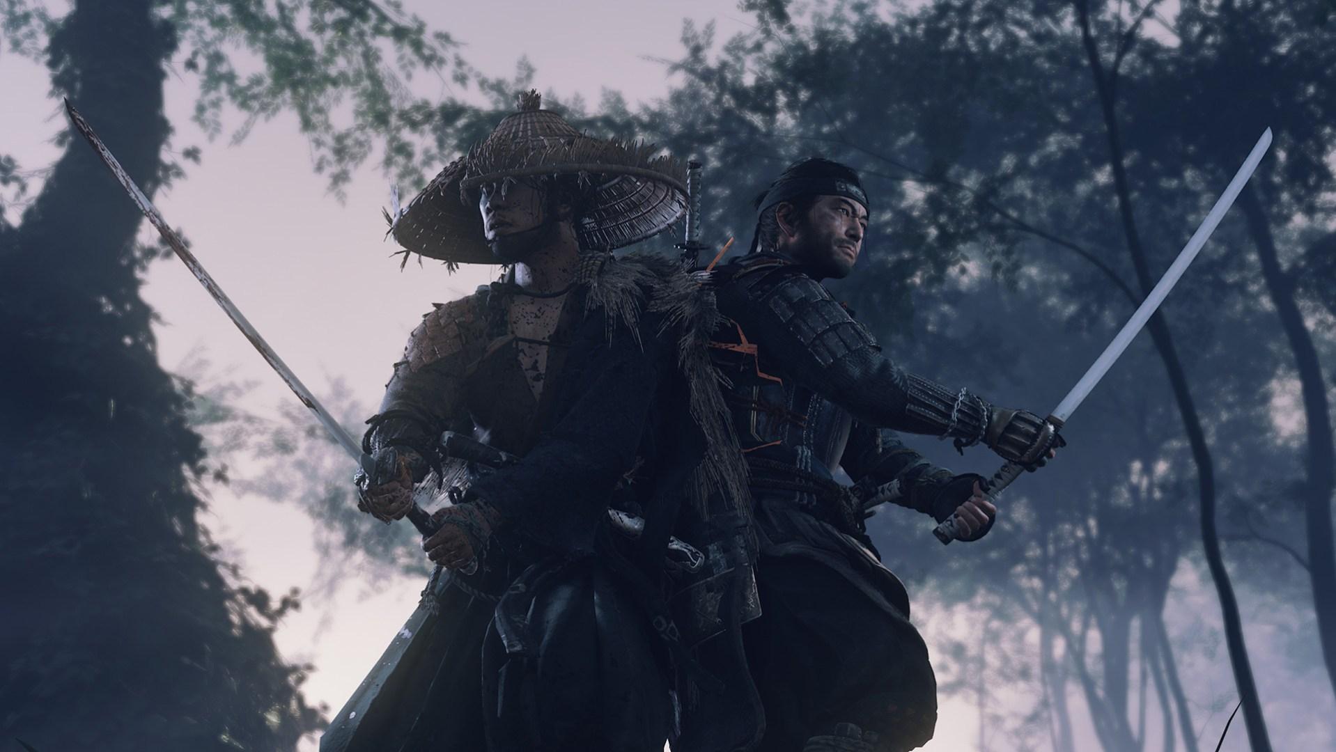 Quelle: SIE - Ghost of Tsushima - Teamwork