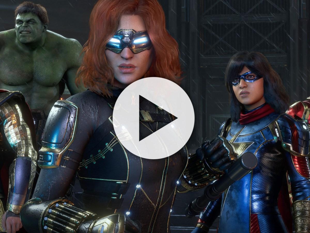 Quelle: Square Enix - Marvel's Avengers