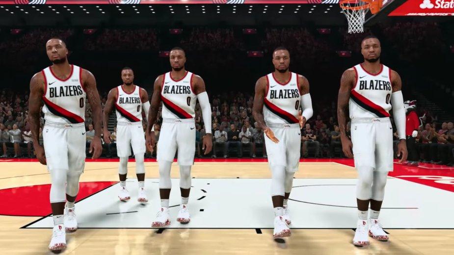 Quelle: 2K - NBA 2K21