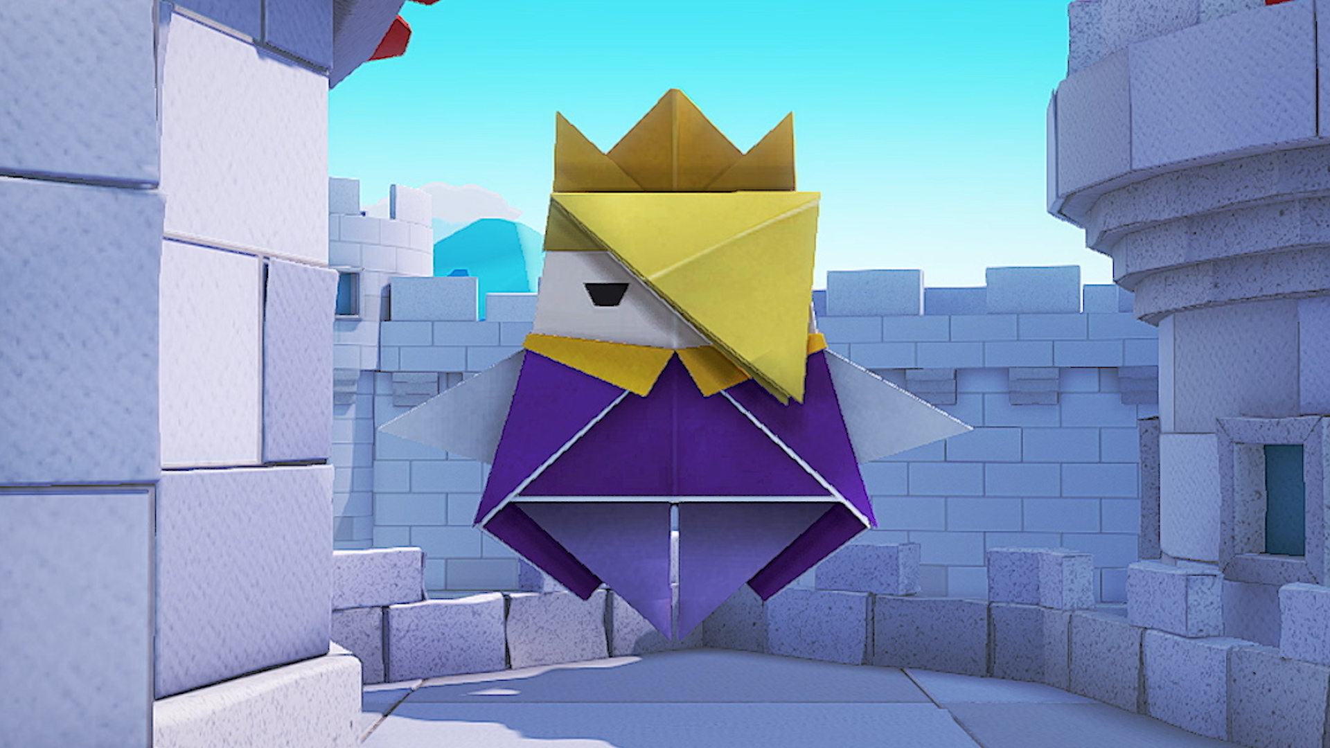 Quelle: Nintendo - Paper Mario: The Origami King - Olly