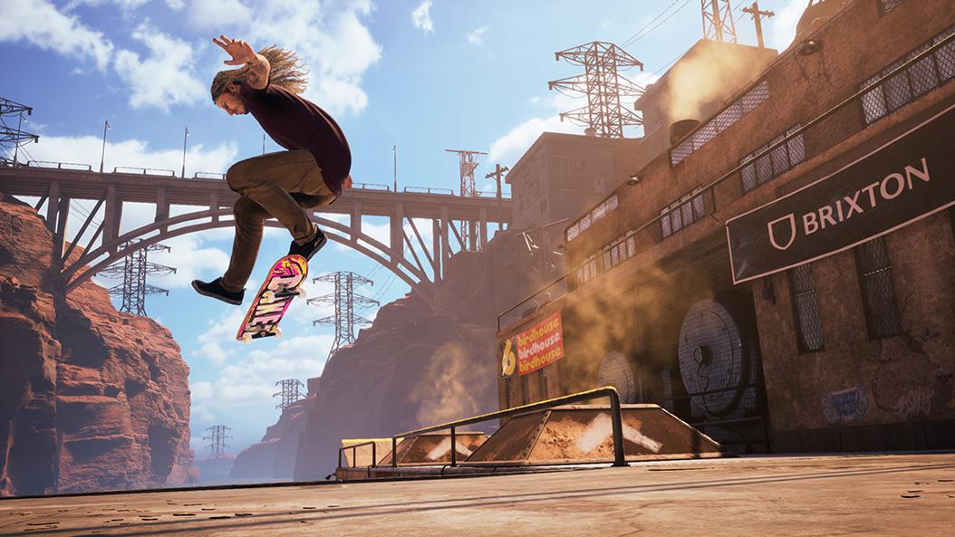 Quelle: Activision - Tony Hawk's Pro Skater 1 + 2