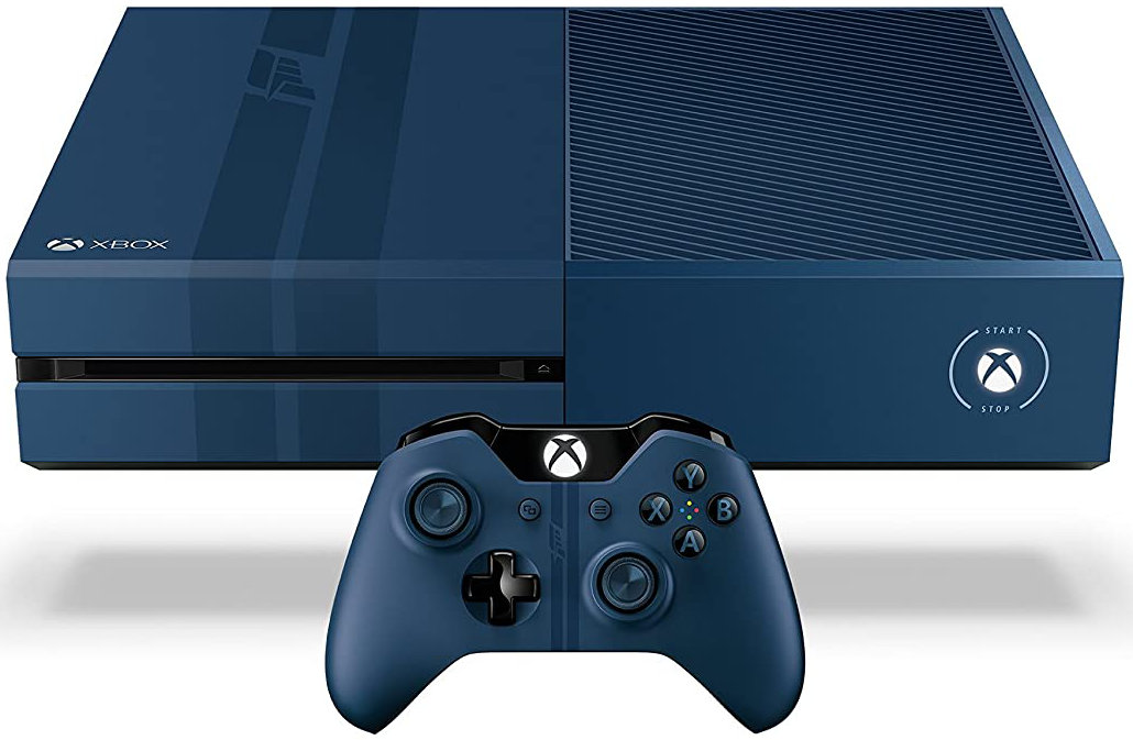Quelle: Amazon - Xbox One 1TB - Forza 6 - Limited Edition Konsolen Bundle