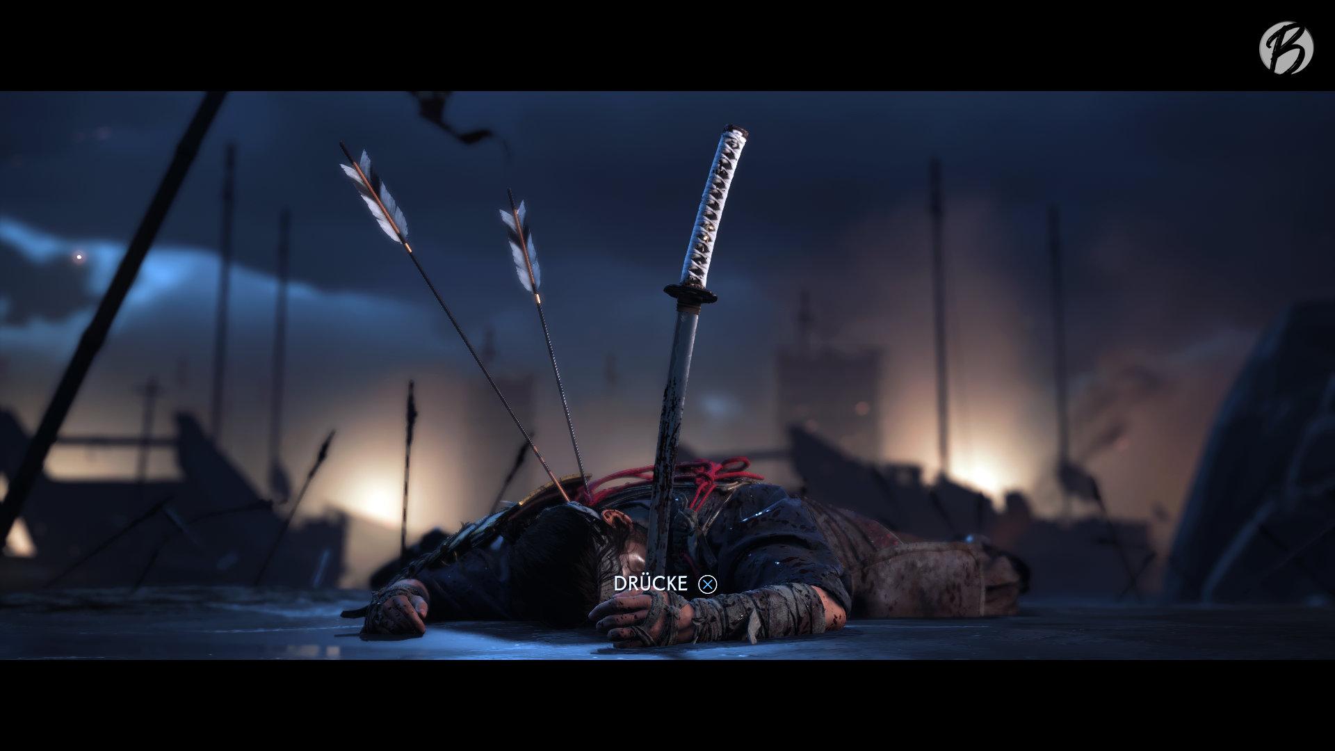 Ghost of Tsushima - Ein echter Samurai gibt nicht so schnell auf!