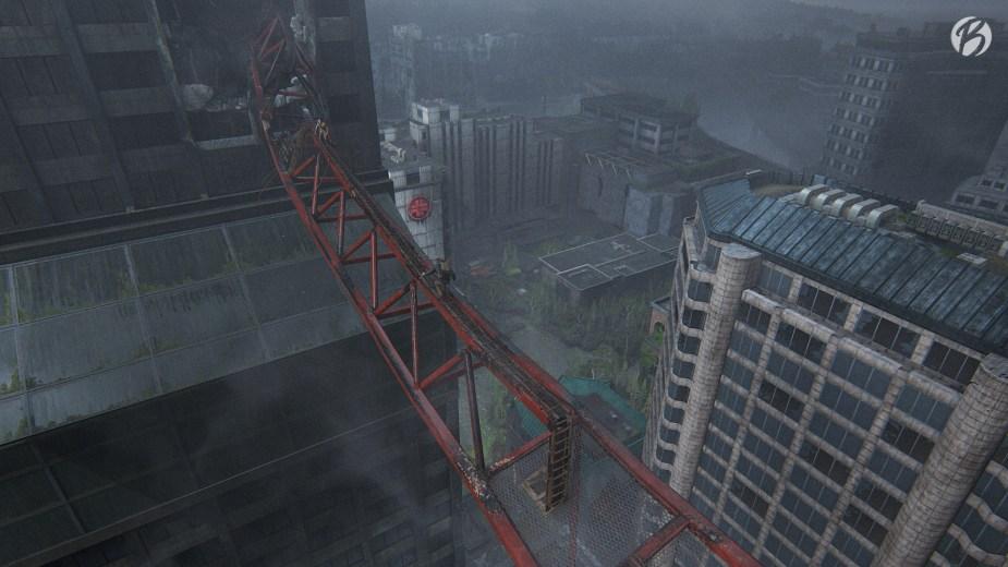 Die Wege in The Last of Us Part II sind extrem abwechslungsreich.
