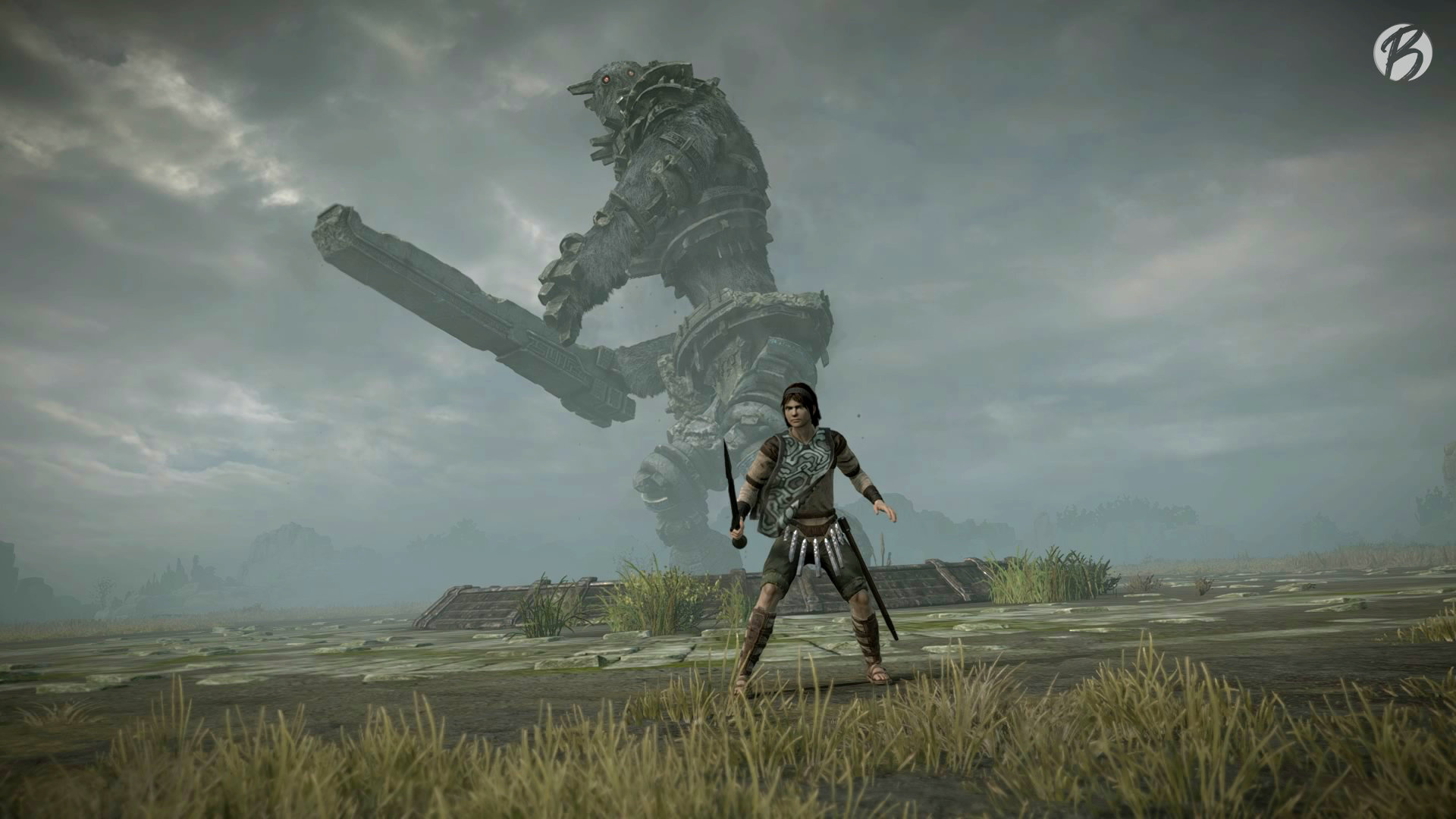Shadow of the Colossus - Gaius