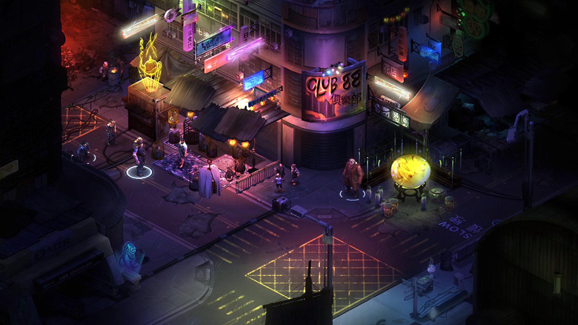 Quelle: Harebrained Schemes - Shadowrun: Hong Kong