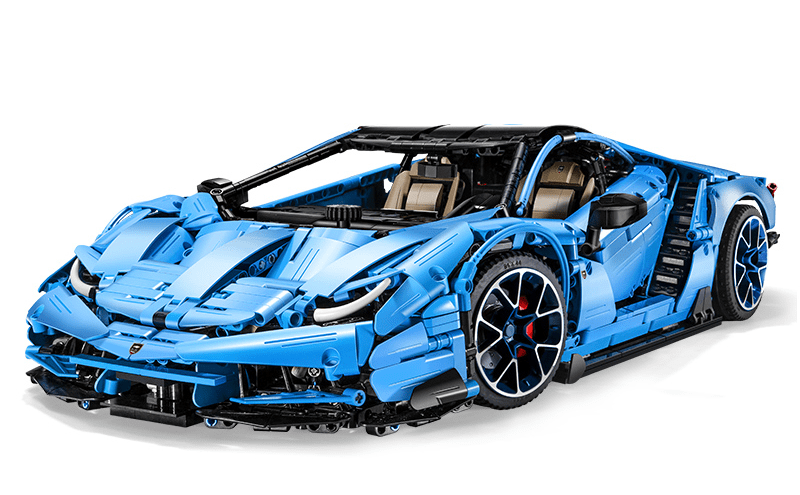 Quelle: CaDA - Super Car in blue