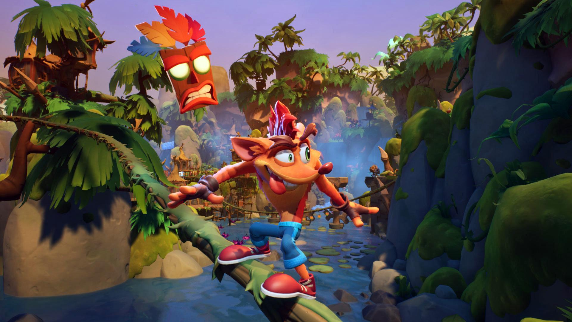 Quelle: Activision - Crash Bandicoot 4: It's About Time
